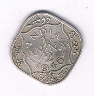 1/2 ANNA 1946 INDIA /7435/ - India