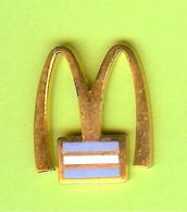 Pin's Mac Do McDonald's Drapeau Argentine - 9C03 - McDonald's