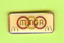 Pin's Mac Do McDonald's MMGA - 9C06 - McDonald's