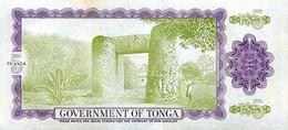 TONGA P. 21c 5 P 1989 UNC - Tonga