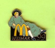 Pin's Mac Do McDonald's Weimar 99 - 9C07 - McDonald's