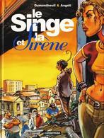 Le Singe Et La Sirene AVEC EX-LIBRIS EO BE- Casterman 10/2001 Angéli Dumontheuil (BI4) - Originele Uitgave - Frans