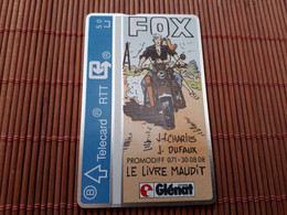 Private Phonecard Fox 108 D  (Mint,New )  Rare - Comics