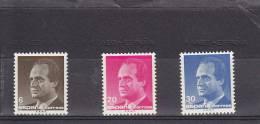 España Nº 2877 Al 2879 - 1931-Aujourd'hui: II. République - ....Juan Carlos I