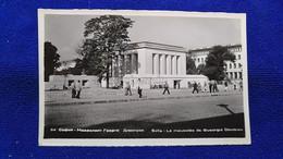 Sofia Le Mausolee De Georgui Dimitrov Blugaria - Bulgarie