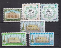 SAUDI ARABIA  LOT 1987 -1997 OF 3  SET ISLAMIC STAMP  MNH - Saudi Arabia