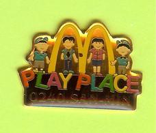 Pin's Mac Do McDonald's Play Place 0240 San-Min - 9C26 - McDonald's