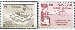 Ref. 631888 * MNH * - PHILIPPINES. 1987. BASIC . BASICA - Philippines