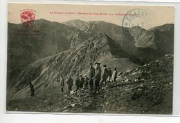 66 Sommet Du CANIGOU  Carte RARE 9 Et 10 Septembre 1905 Caravane Scolaire Descente Du Puig  D17 2020 - Autres Communes