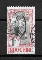 INDOCHINE Colonie : N° 55 Ob.  TB  (cote 26,oo €) - Gebraucht