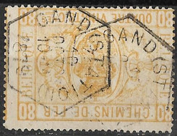 H0.037: GAND5STATION) 10 OCT 1879 : TR5: Voor 23.12.1879 !!!! - Used