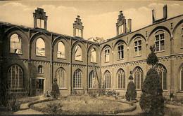 031 267 - CPA - Belgique -  Incendie De L'Abbaye De Tongerloo - Bélgica