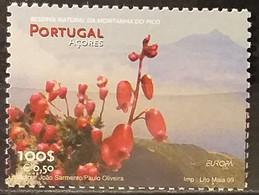 Europa 1999 - Azores - MNH As Scan - CLOSE TO FACE VALUE!!! - Yvert 460 + BF 19 - Azerbaïjan
