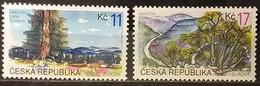 Europa 1999 - Czech Republic - MNH As Scan - CLOSE TO FACE VALUE!!! - Yvert 210/11 - Ongebruikt