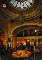 MONACO - MONTE-CARLO - LE HALL DE L'HÔTEL DE PARIS - Hoteles
