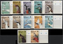 BIOT (04) 1990 Birds Set. Mint. Hinged. - Britisches Territorium Im Indischen Ozean