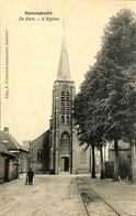 031 274 - CPSM - Belgique - Beirendrecht - De Kerk - L'Eglise - Belgien