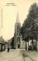 031 274 - CPSM - Belgique - Beirendrecht - De Kerk - L'Eglise - Bélgica