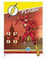 Portugal ** & Collector's Sheet, Justice League Series, DC Comics,  Flash 2020 (86429) - Cinema