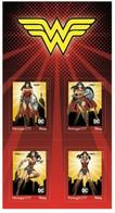 Portugal ** & Justice League Series, DC Comics, Wonder Woman  2020 (86428) - Cinema