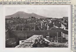 Pompei Panorama Visto Fa Porta Ercolano No Vg - Pompei