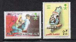 2001 Al-Aqsa Intifada ( Palestinian Martyr Child Mohamed Dorra ) - Saudi Arabia