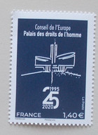Frankrijk-France 2020 Counsil Europe Human Right - European Ideas