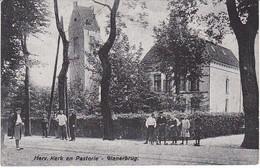 Glanerbrug Hervormde Kerk En Pastorie WP0799 - Otros