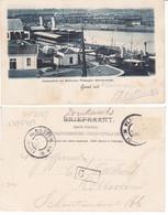 Vlissingen Aanlegplaats Der Mailboten WP2157 - Vlissingen