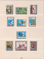 BELGIE  Jaar 1978 * Nrs 1881/1920 * Postfris Xx * OBP/COB  € 28,55 - Años Completos