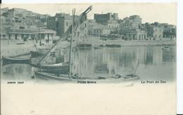 GRECE -  Pirée Le Port De Zéa - Grecia
