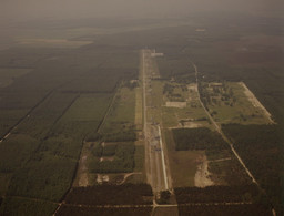 Westerbork Synthese Radio Telescoop Luchtfoto LF75 - Holanda