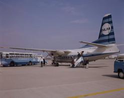 Schiphol, Vliegtuig, LF306 - Aérodromes