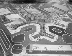 Schiphol, Vliegveld, Luchtfoto LF314 - Aérodromes
