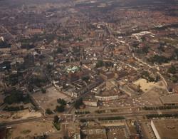 Enschede, Luchtfoto LF396 - Enschede