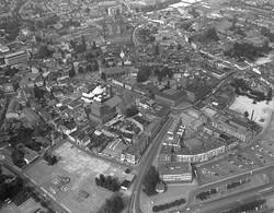 Enschede, Luchtfoto LF397 - Enschede