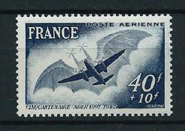 FRANCE 1948 . Poste Aérienne N°  23 . Neuf ** (MNH) . - 1927-1959 Mint/hinged
