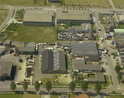 Harderwijk, Luchtfoto LF1234 - Harderwijk