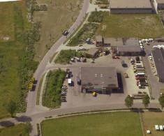 Harderwijk, Luchtfoto LF1233 - Harderwijk