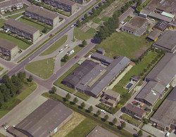 Harderwijk, Luchtfoto LF1223 - Harderwijk