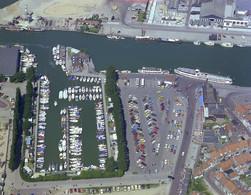 Harderwijk, Jachthaven, Luchtfoto LF1218 - Harderwijk