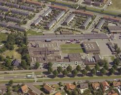 Harderwijk, Luchtfoto LF1192 - Harderwijk