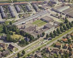 Harderwijk, Luchtfoto LF1191 - Harderwijk