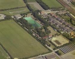 Harderwijk, Zwembad, Luchtfoto LF1187 - Harderwijk