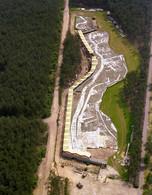 Westerhoven, Eurostrand, Luchtfoto LF955 - Pays-Bas