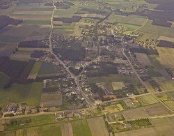 Riethoven, Luchtfoto LF947 - Pays-Bas