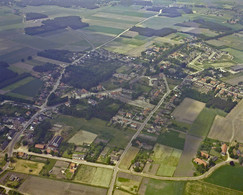 Riethoven, Luchtfoto LF946 - Pays-Bas