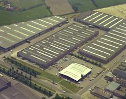 Veldhoven, Luchtfoto LF1402 - Pays-Bas