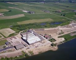 Wijk Bij Duurstede, Steenfabriek, Luchtfoto LF1368 - Wijk Bij Duurstede