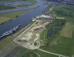 Wijk Bij Duurstede, Steenfabriek, Luchtfoto LF1366 - Wijk Bij Duurstede